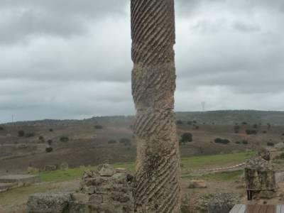 Parque Arqueológico Segóbriga-Monasterio Uclés;parque moncayo san juan de la peña fotos la pinil